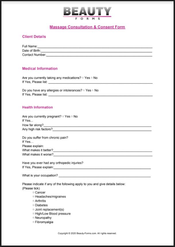 Massage PDF